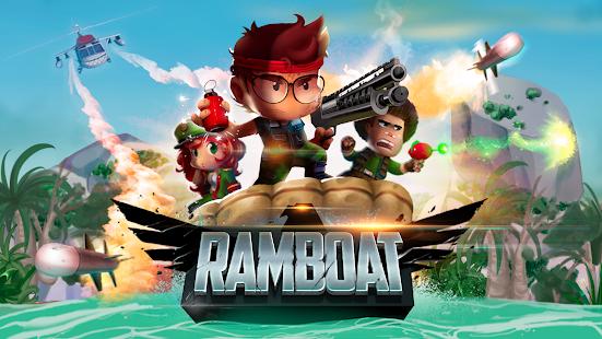 Ramboat - Offline Shooting Action Game 4.2.1 Screenshots 12
