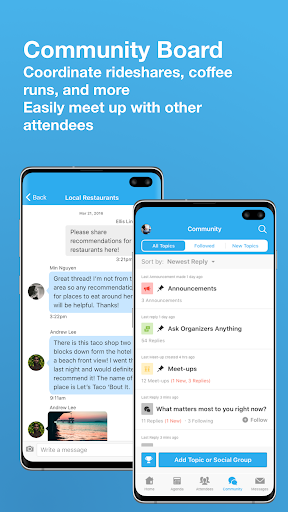 Foto do Whova - Event & Conference App
