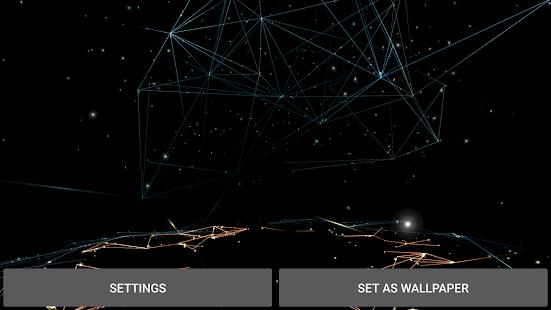 Particle FX 3D Live Wallpaper
