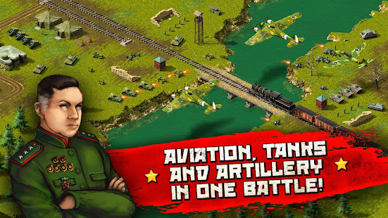 Second World War: real time strategy game! screenshots 1