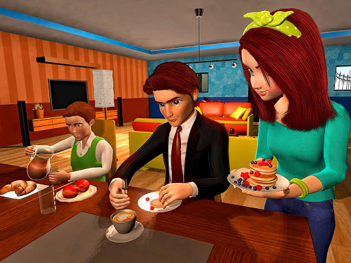 Virtual Mother Game: Family Mom Simulator 1.31 screenshots 8