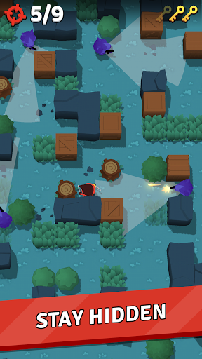 Ninja Cat Assassin screenshots 19