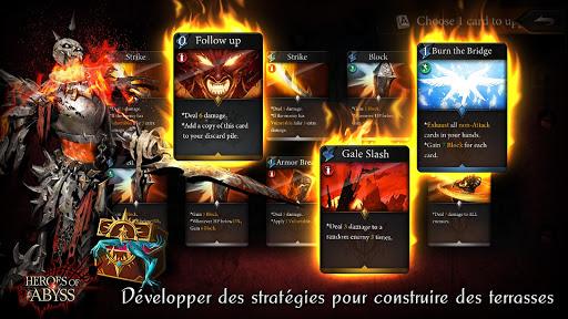 Télécharger Heroes of Abyss apk mod screenshots 3