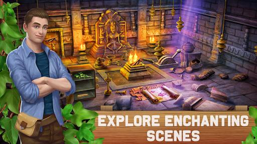 Hidden Escape: Temple Mystery & Escape Room Games  screenshots 2