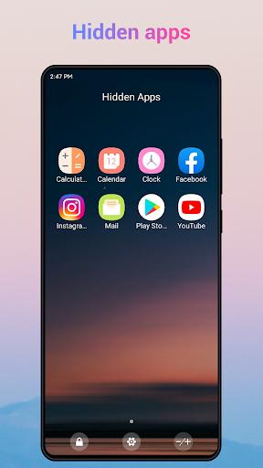 Creative Launcher - Quick & smart launcher 2020 screenshots 4