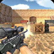 Sniper Shoot Fire War  Icon
