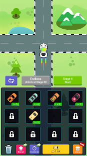 Car Rush Idle Tycoon: Addictive Car Racing Game