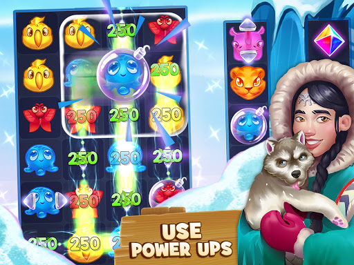 Animal Drop u2013 Free Match 3 Puzzle Game modavailable screenshots 13