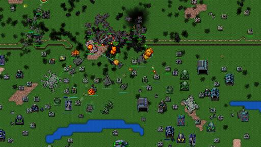 Rusted Warfare - RTS Strategy apkdebit screenshots 15