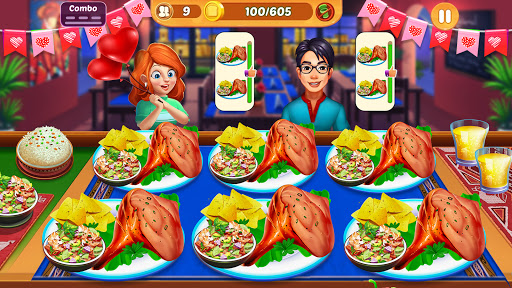 Cooking Crush: New Free Cooking Games Madness 1.3.2 Screenshots 5