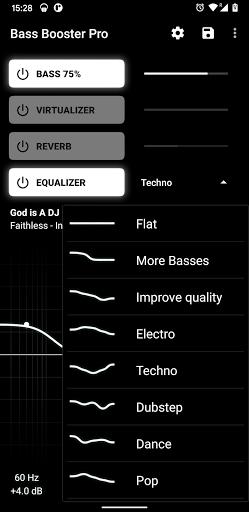 Bass Booster Pro  screenshots 2