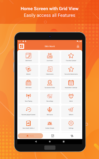 Sikh World - Nitnem & Live Gurbani Radio android2mod screenshots 10