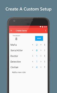Mafia Party – Card Game Dealer Apk 5