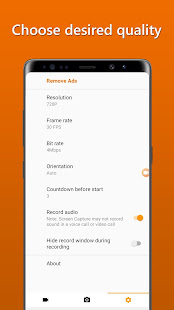 Screen Capture for Video & Image - Screen Recorder