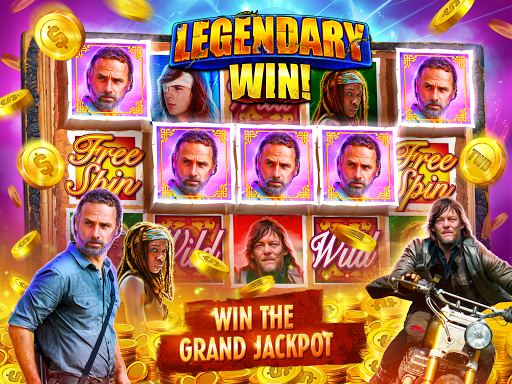 The Walking Dead: Free Casino Slots 218 screenshots 21