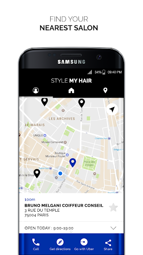 Style My Hair: Discover Your Next Look modavailable screenshots 3
