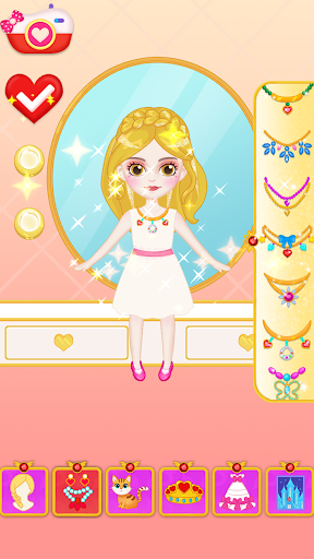 Princess Makeup Dress Design Game for girls goodtube screenshots 5