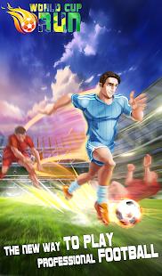 Soccer Run: Offline Football Games screenshots 1