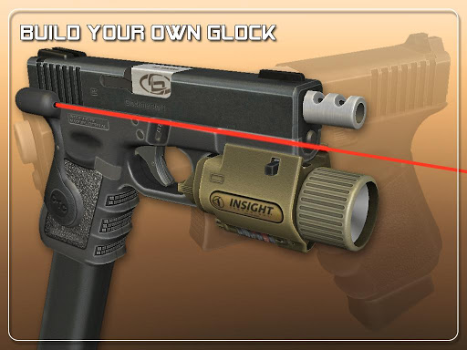 "Glockmeister's ""Build-A-GLOCK"" For PC Windows (7, 8, 10, 10X) & Mac Computer Image Number- 10"
