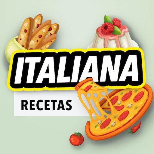 Recetas italianas  libro de comida