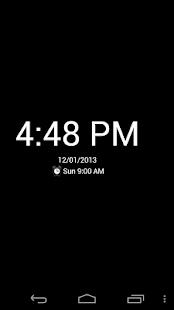 YANC - Yet Another Night Clock