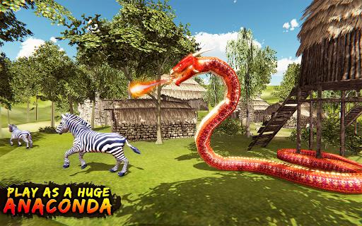 Anaconda Snake Attack 2019 - The Snake Game 1.0.1 screenshots 1