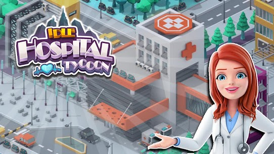 Idle Hospital Tycoon Mod Apk 2.1.8 (Unlimited Money) 1