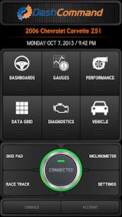 DashCommand (OBD ELM App) APK Download For Android 1