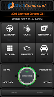 DashCommand (OBD ELM App) Screenshot
