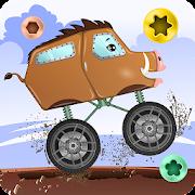 Monster Truck - car game for Kids