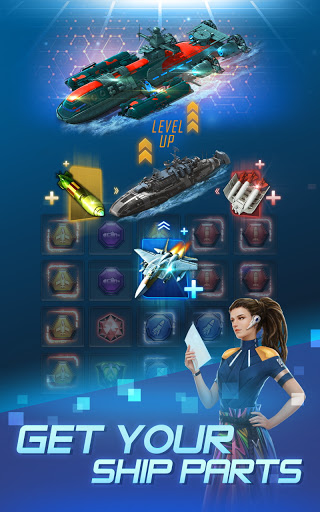 Battleship & Puzzles: Warship Empire  screenshots 17