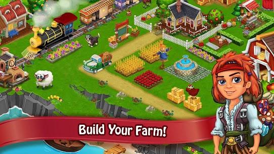 Farm Day Village Farming  Offline Games Apk 5