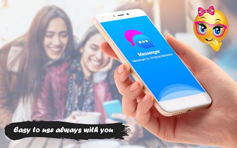 Messenger for All Social Networks 5