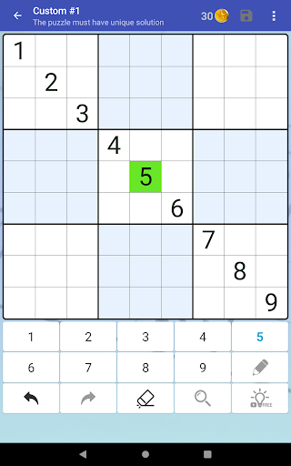 Sudoku Free - Classic Brain Puzzle Game  screenshots 20