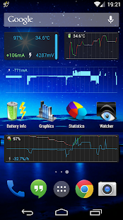 3C Battery Manager Pro key Screenshot