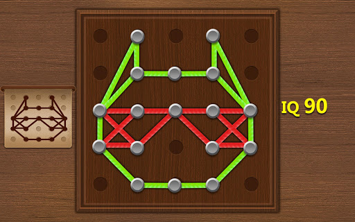 Line puzzle-Logical Practice 2.2 screenshots 14