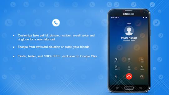 Fake Caller Id, Fake Call, Prank Call App 4