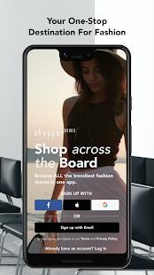 ShopperBoard: Fashion Shopping