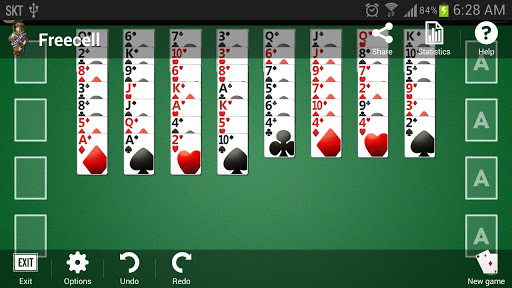 Freecell apkpoly screenshots 5