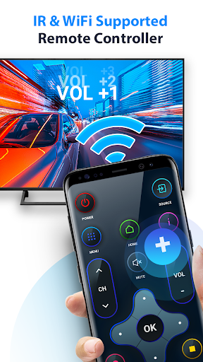 Universal remote tv - fast remote control for tv android2mod screenshots 6