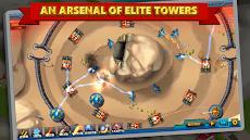 Tower Defense: Alien War TD 2のおすすめ画像4