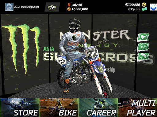 Monster Energy Supercross Game 2.0.5 Screenshots 6