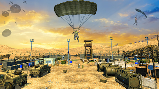 Free Firing Battleground: Fire Free Squad Survival 1.6 screenshots 7