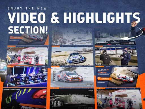 WRC u2013 The Official App apktram screenshots 9