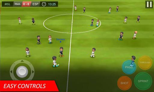 Mobile Soccer League apktram screenshots 2
