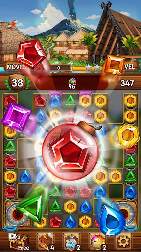 Island of Jewels: Aloha ! Match3 puzzle  screenshots 12