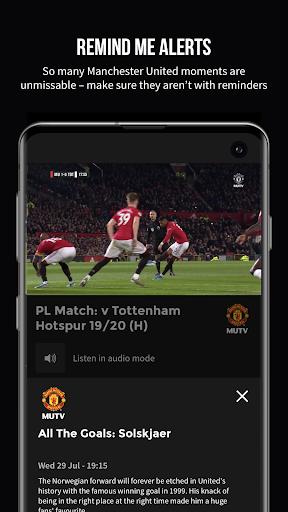 MUTV u2013 Manchester United TV 2.9.3 Screenshots 7