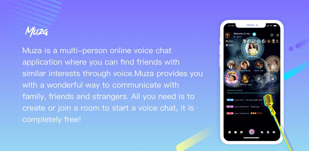 Online voice chat strangers