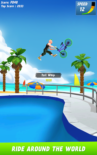 Max Air BMX 2.12 Screenshots 13