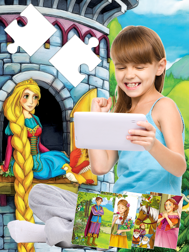 Princess Puzzles for Kids screenshots 2